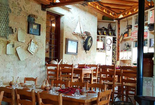 Restaurant Gramvoussa, Kaliviani