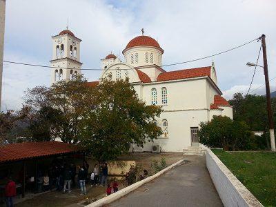 Kirche in Kandanos