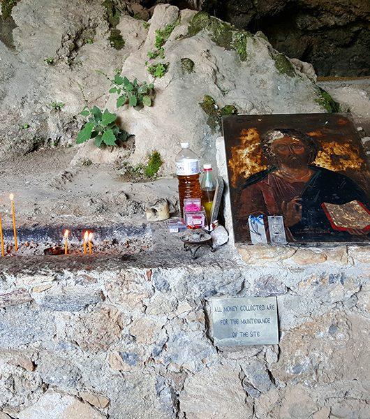 Höhlenkirche Agia Sofia Kreta