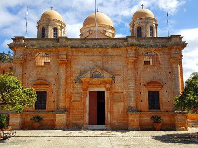 Kloster Agia Triada auf Aktotiri