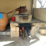 Raki brennen in Kandanos