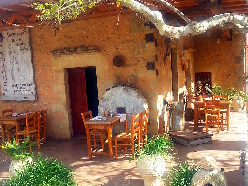 Taverna Gramvoussa Kaliviani