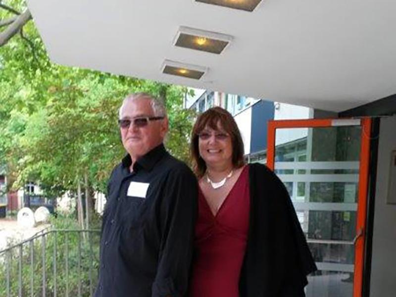 Ursula und Norbert Taege