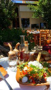 Osteressen Gramvousa Restaurant