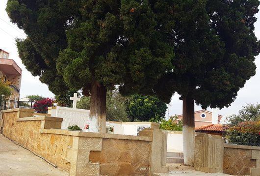 Gedenkstätte Kondomari auf Kreta