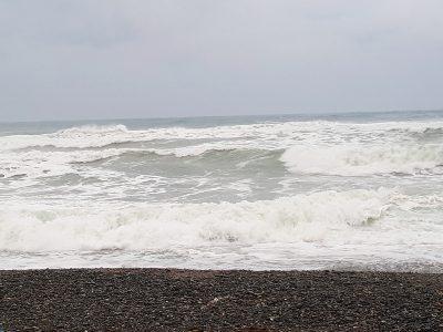 Tropensturm über Kreta
