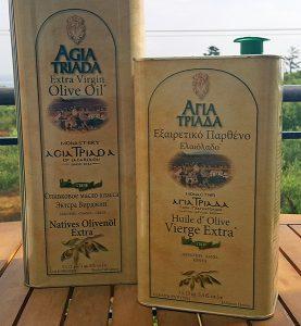 Agia Triada Extra Native Olive Oli