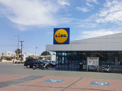 Lidl in Platanias