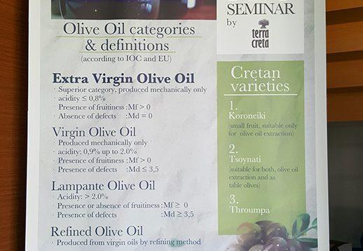 Terra Creta Olive Oil Experience