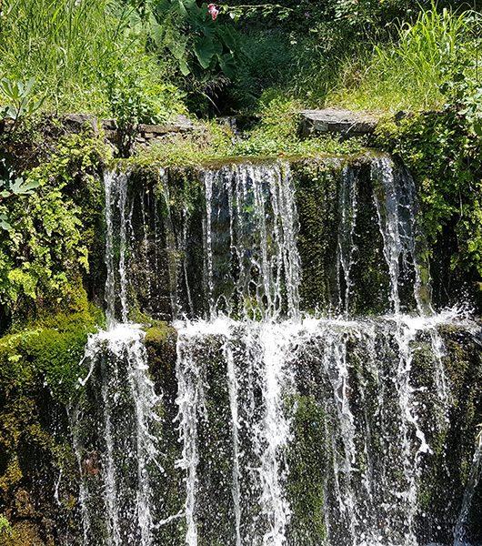 Wasserfälle von Lappa (Agiroupoli)