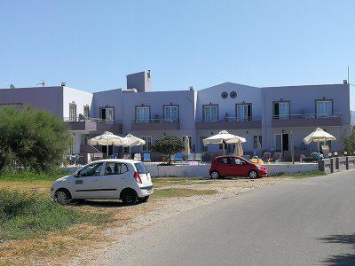 Hotel Haridimos in Tavronitis