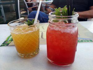 Cocktails im Menta