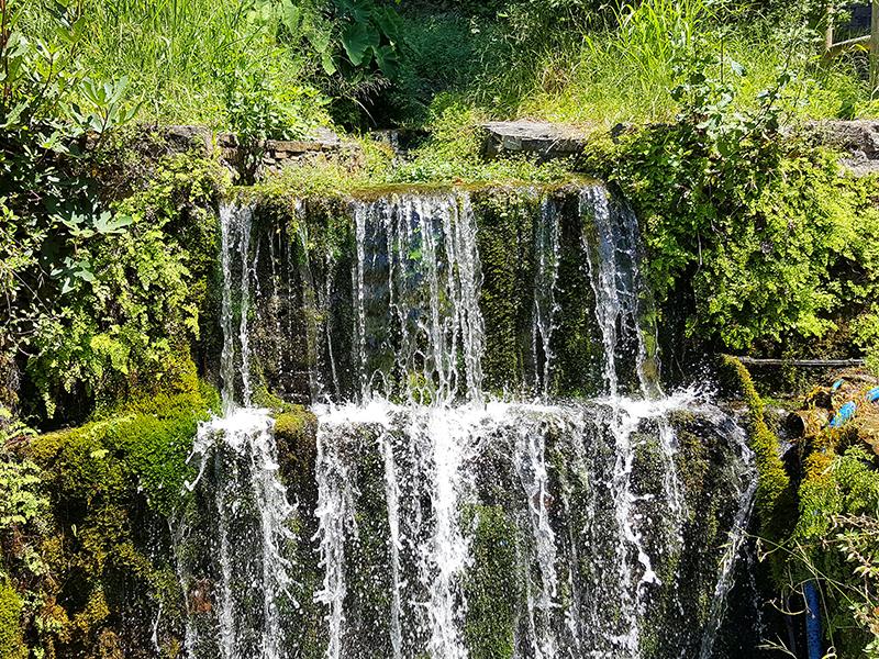 Wasserterassen von Lappaa