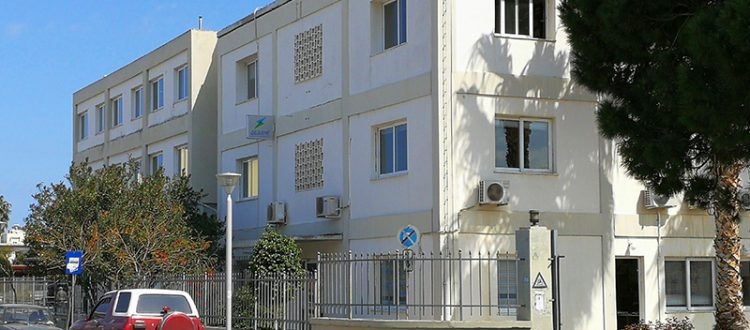 DEI-Büro in Chania