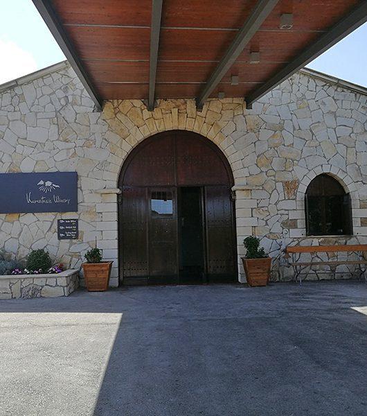 Karavitakis Winery Pontikiana