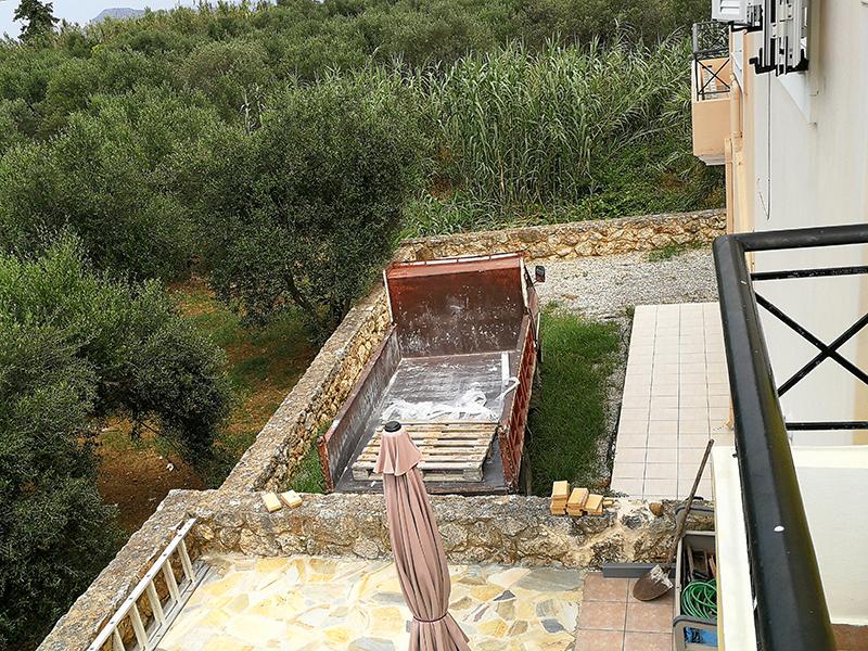 Außenküche Mit Backofen : Ibiza private finca mit pool bei san miguel fincaferien finca