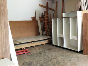 Küchen bauen in der Schreinerei