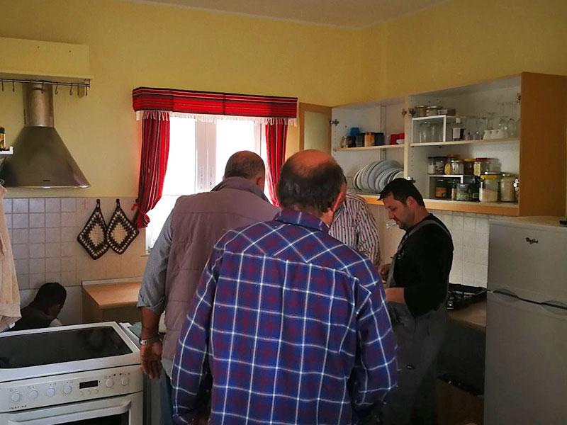 Aus ALT mach NEU - jetzt wird die Küche wirklich umgebaut ...