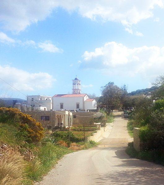 Kaliviani im Nordwesten Kretas