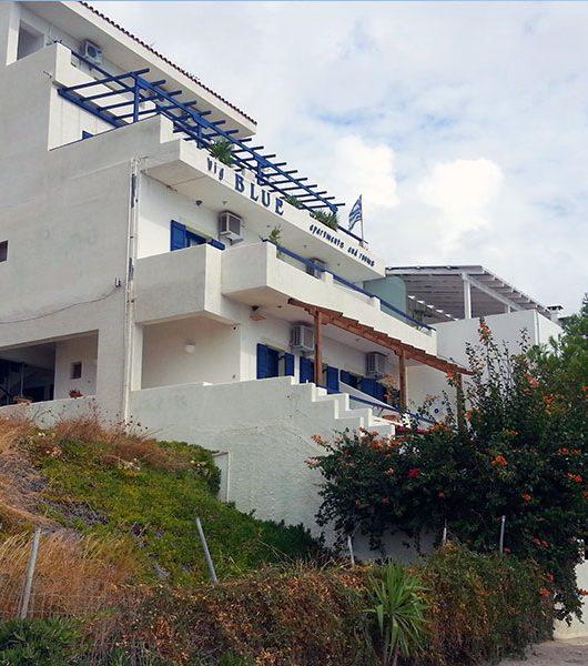 Big Blue Hotel Mirtos