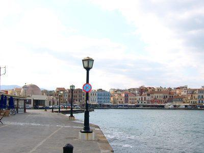 Chania Altstadt im Dezember 2006