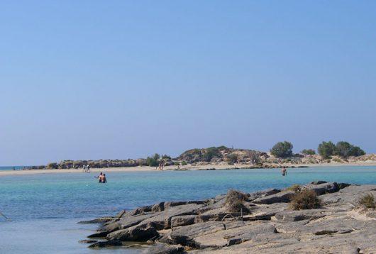 Elafonis - Traumstrand auf Kreta