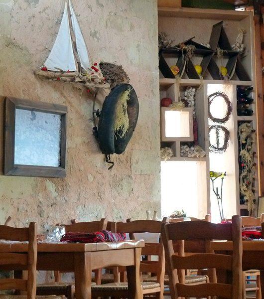 Gramvousa Restaurant Kaliviani, Kreta