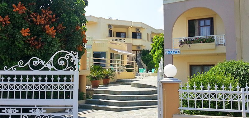 Hotel Olga Suites, Maleme