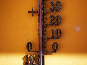 Temperatur am 02.02.2019