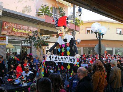 Karneval in Kissamos 2019