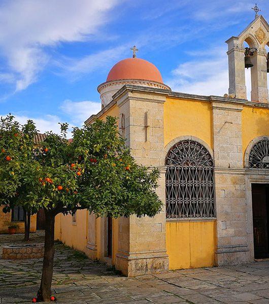 Kloster Chrysopigi Kreta