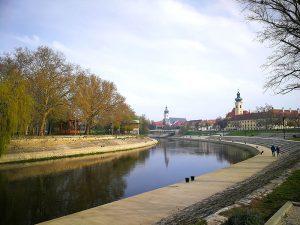 Györ in Ungarn
