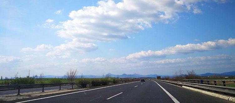 Unterwegs von Kreta nach Berlin