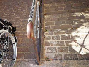 Rollstuhl fahren in Chania