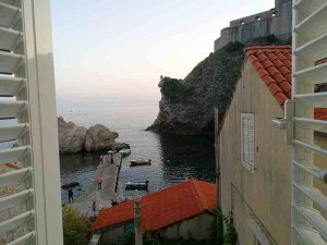 Eddie's Sea View Rooms Old Town in Dubrovnik