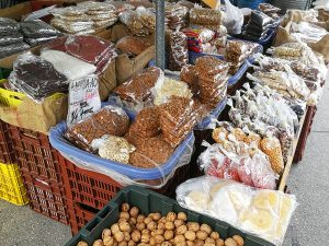 Markt in Kolymbari