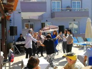 Tanzen im Haridimos
