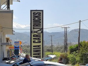 Autowerkstatt Cars & Trucks Chania