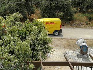 DHL Expresslieferung