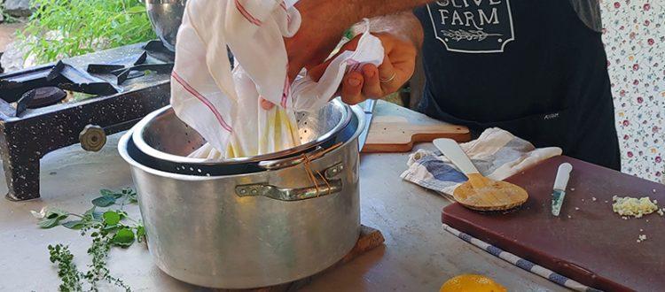 Käse-Workshop in Litsarda